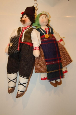 Битови кукли