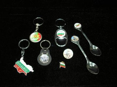 Колекция сувенири